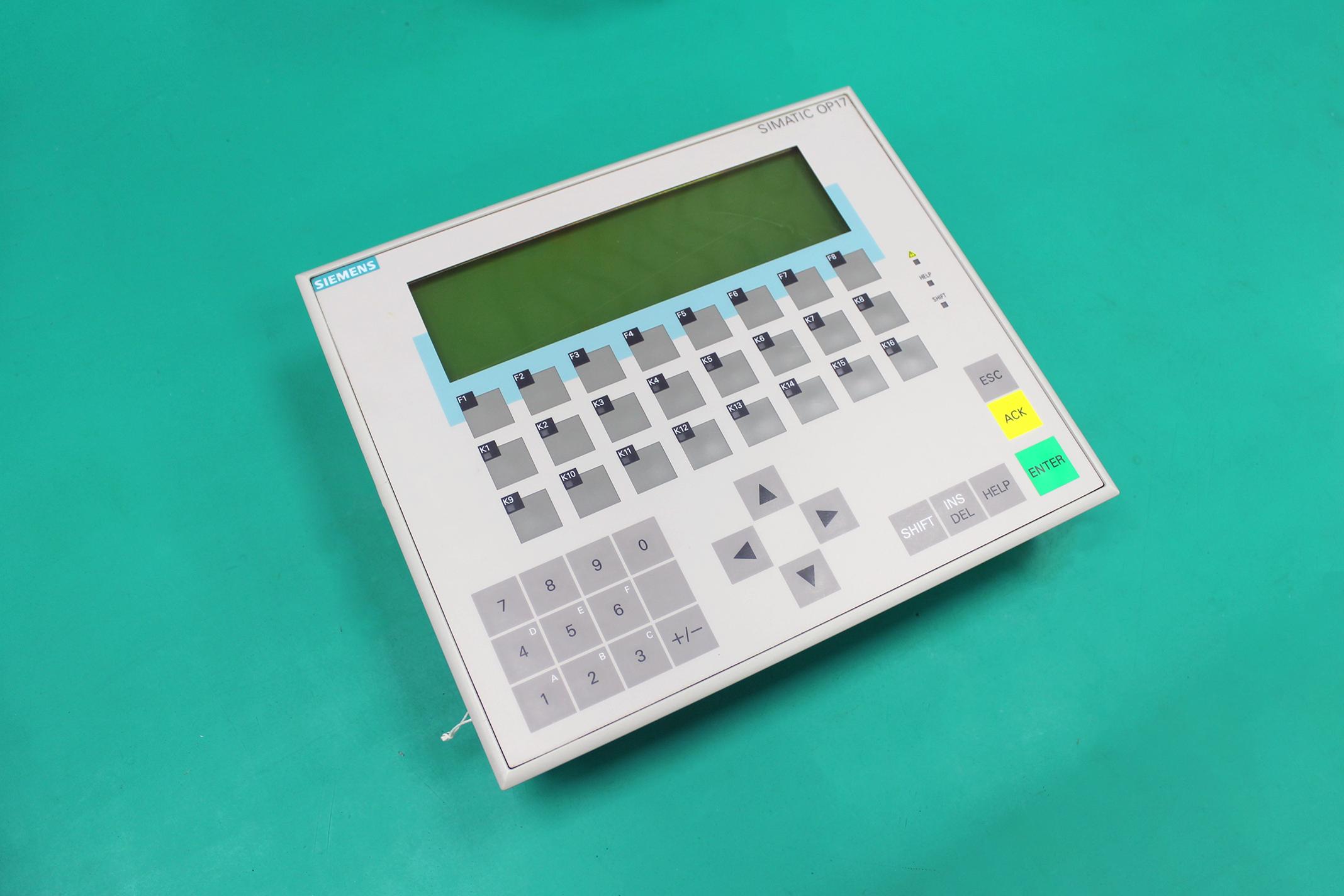 Siemens Simatic OP17